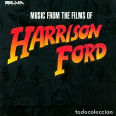 CDs de Música: MUSIC FROM FILMS OF HARRISON FORD / WILLIAMS, JARRE, HORNER, ZIMMER... CD BSO. Lote 40461064