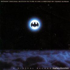 CDs de Música: BATMAN / DANNY ELFMAN CD BSO. Lote 50873928