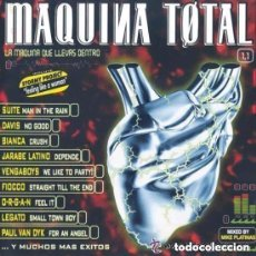 CDs de Música: MAQUINA TOTAL 11 - DOBLE CD COMPILATION SPAIN 1998. Lote 136245298