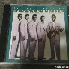 CDs de Música: THE VERY BEST OF THE COASTERS . Lote 136258298