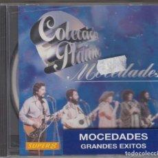 CDs de Música: MOCEDADES CD GRANDES ÉXITOS COLECCIÓN PLATINO 1998 CHILE (PRECINTADO). Lote 136259182