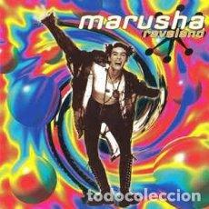 CDs de Música: MARUSHA - RAVELAND (CD, ALBUM) LABEL:LOW SPIRIT RECORDINGS, LOW SPIRIT RECORDINGS, URBAN, URBAN CAT. Lote 136275234