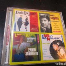 CDs de Música: ENNIO SANGIUSTO - LOS EPS ORIGINALES . Lote 136288006