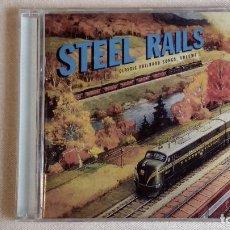 CDs de Música: STEEL RAILS: CLASSIC RAILROAD SONGS, VOLUME 1 - CD. ROUNDER RECORDS. AÑO 1997 . Lote 136301674