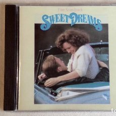 CDs de Música: PATSY CLINE: 'SWEET DREAMS' FILM SOUNDTRACK - CD. MCA RECORDS. AÑO 1985 . Lote 136303126