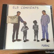 CD di Musica: ELS CONVIDATS (FOGAÇ) CD 10 CANCIONES (CDI21). Lote 136305734