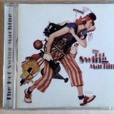 CDs de Música: THE HOT SWING MACHINE - CD. MITIK RECORDS. AÑO 2000. Lote 136313390