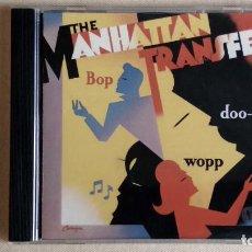 CDs de Música: THE MANHATTAN TRANSFER - BOP DOO-WOPP - CD. ATLANTIC RECORDING. AÑO 1984. Lote 136314754
