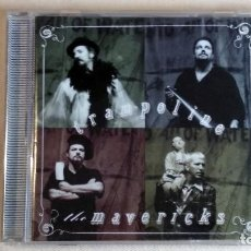CDs de Música: THE MAVERICKS - TRAMPOLINE - CD. MCA RECORDS. AÑO 1998. . Lote 136315674