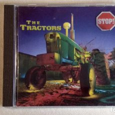 CDs de Música: THE TRACTORS - CD. ARISTA RECORDS. AÑO 1994. . Lote 136316046
