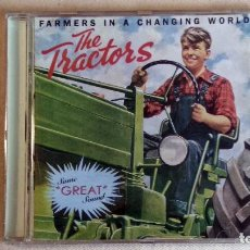 CDs de Música: THE TRACTORS - FARMERS IN A CHANGING WORLD - CD. ARISTA RECORDS. AÑO 1998. . Lote 136316374