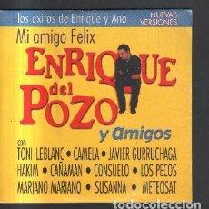 CD di Musica: MI AMIGO FELIX. DISCO PROMOCIONAL.SINGLE. CD-SOLESP-871. Lote 136352282