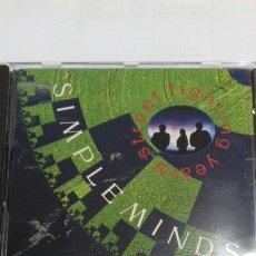 CDs de Música: SIMPLE MINDS. STREET FIGHTING YEARS. Lote 136379133