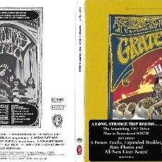 CDs de Música: GRATEFUL DEAD, THE: THE GRATEFUL DEAD. LEGENDARIO 1º ÁLBUM. REMASTERIZADO, CON 6 BONUS Y CON LIBRETO. Lote 136399990