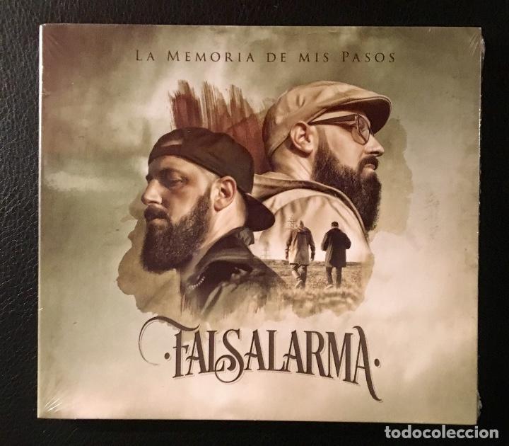 FALSALARMA - LA MEMORIA DE MIS PASOS - PRECINTADO (Música - CD's Hip hop)