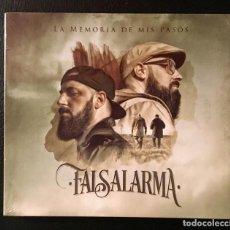 CDs de Música: FALSALARMA - LA MEMORIA DE MIS PASOS - PRECINTADO. Lote 136416762