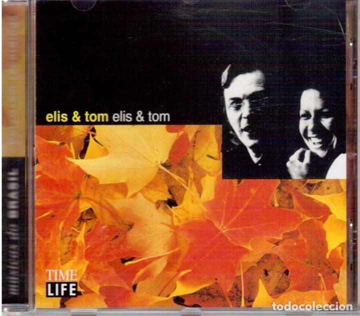 ELIS & TOM. TIME LIFE. MÚSICAS DO BRASIL. POLYGRAM RECORDINGS. VER FOTOGRAFÍAS. (Música - CD's World Music)