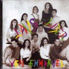 CDs de Música: LAUS LIBER. VEN EMMANUEL. MDD 003. ID. 1995. 12 CANCIONES. VER FOTOGRAFÍAS. . Lote 136441802