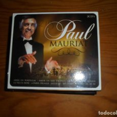 CDs de Música: PAUL MAURIAT. 2 CD´S. OK RECORDS. IMPECABLES. Lote 136445530