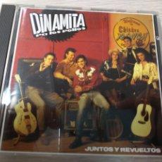 CDs de Música: CD MUSICA DINAMITA PARA LOS POLLOS JUNTOS Y REVUELTOS. Lote 136455190