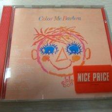CDs de Música: CD MUSICA COLOR ME BARBRA BARBRA STREISAND 1971 DIFICIL Y RARO UNICO EN TC. Lote 136456026