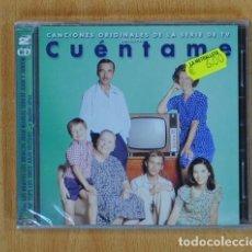 CDs de Música: CUENTAME B.S.O. - VARIOS - 2 CD. Lote 136464558