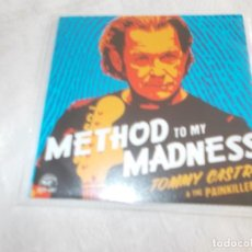 CDs de Música: TOMMY CASTRO &THE PAINKILLERS METHO TO MY MADNESS. Lote 136472990