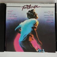 CDs de Música: CD FOOTLOOSE BANDA SONORA ORIGINAL DE LA PELICULA. Lote 136495168