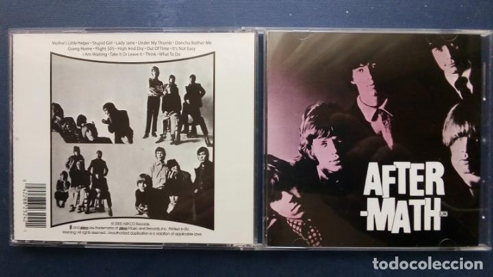 CD THE ROLLING STONES - AFTER MATH UK