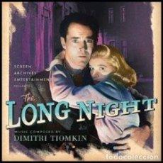 CDs de Música: THE LONG NIGHT / DIMITRI TIOMKIN CD BSO. Lote 136524978