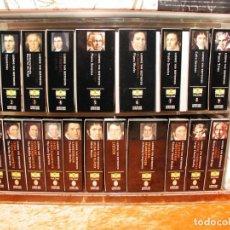 CDs de Música: OBRAS COMPLETAS DE BEETHOVEN PUBLICADAS POR DEUTSCHE GRAMMOPHON. CON SU ESTANTERÍA DE METACRILATO.. Lote 136612834