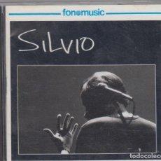 CDs de Música: SILVIO RODRIGUEZ - SILVIO - CD FONOMUSIC CD-8001. Lote 136620734