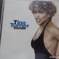 CDs de Música: TINA TURNER -SIMPLY THE BEST-. Lote 136649082