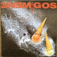 CDs de Música: LOS ENEMIGOS - LA VIDA MATA - CD GASA 4509-93653-2. Lote 136683318