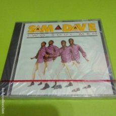 CDs de Música: SAM & DAVE - CD PRECINTADO - TWO SOUL MEN. Lote 136691926