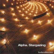 CDs de Música: ALPHA - STARGAZING. Lote 136707650