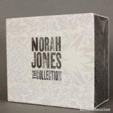 CDs de Música: RARO !! NORAH JONES - THE COLLECTION. EDICIÓN LIMITADA CERRADO. HYBRIT CD BOX 2012 (BRD). Lote 136708898