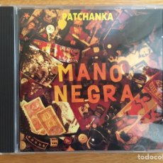 CDs de Música: MANO NEGRA: PATCHANKA. Lote 136715281