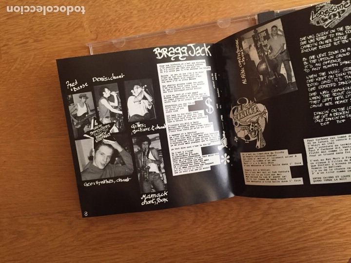 CDs de Música: MANO NEGRA: PATCHANKA - Foto 4 - 136715281