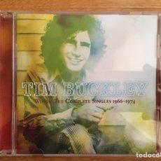 CDs de Música: TIM BUCKLEY: WINGS: THE COMPLETE SINGLES 1966-1974. Lote 136717808
