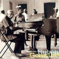 CDs de Música: RUBÉN GONZÁLEZ - INTRODUCING - CD (SONEROS). Lote 136734918