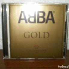 CDs de Música: CD ABBA GOLD GRANDES EXITOS. Lote 136744706