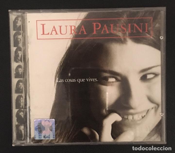 LAURA PAUSINI (Música - CD's Melódica )
