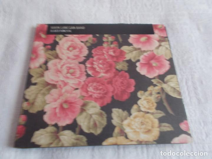 MARK LANEGAN BAND BLUES FUNERAL (Música - CD's Jazz, Blues, Soul y Gospel)