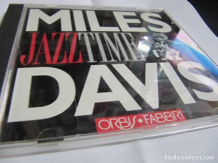 MILES DAVIS - JAZZ TIME (Música - CD's Jazz, Blues, Soul y Gospel)