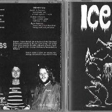 CDs de Música: ICECROSS: ICECROSS. TREMENDO HARD ROCK CON TOQUE PROGRESIVO. INFLUENCIAS DE PRIMEROS BLACK SABBATH. Lote 136786018