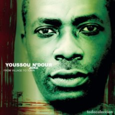 CDs de Música: YOUSSOU N'DOUR - JOKO FROM VILLAGE TO TOWN - CD . Lote 136792198