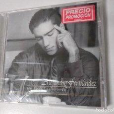 CDs de Música: CD ALBUM ALEJANDRO FERNANDEZ ME ESTOY ENAMORANDO PRECINTADO !!!. Lote 136822758