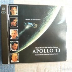 CDs de Música: APOLLO 13. (B S O) DOBLE CD. Lote 136845558