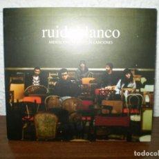 CDs de Música: CD RUIDO BLANCO MIDIENDO EL TIEMPO CON CANCIONES.. Lote 136894558